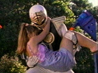 Tommy Oliver and Kimberly Hart. - the-power-rangers Photo