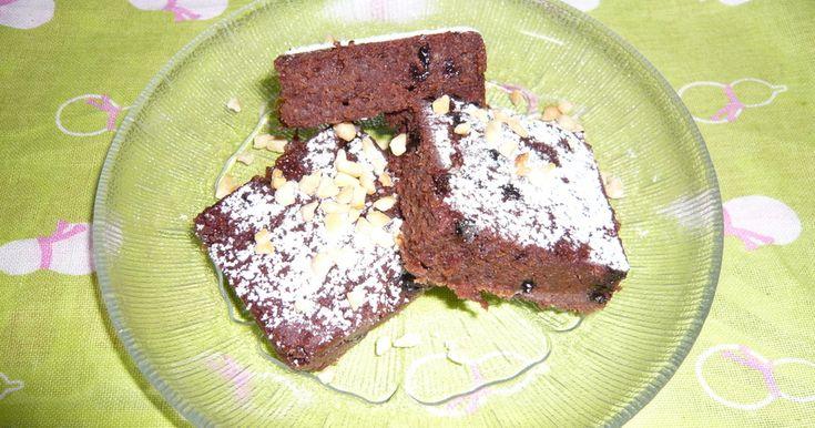 パン粉で簡単♪ブラウニー by ゴンさぶ [クックパッド] 簡単おいしいみんなのレシピが258万品