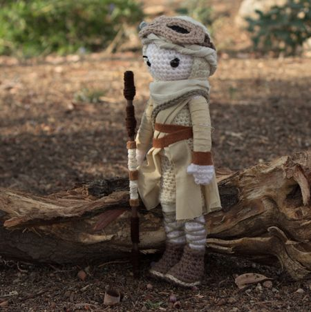 25+ best ideas about Star wars crochet on Pinterest