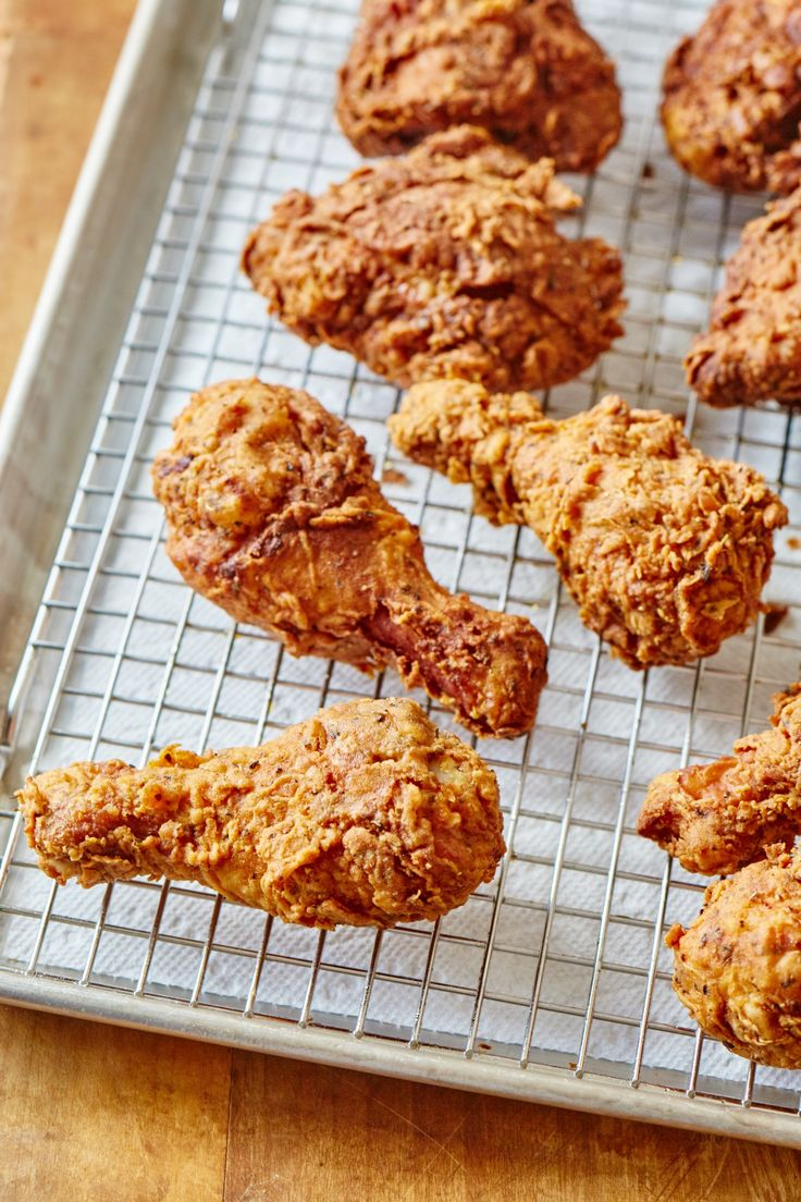How To Make Crispy, Juicy Fried Chicken — Cooking Lessons from The Kitchn