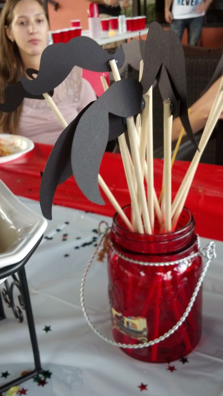 Italian themed party, Italian themed birthday party