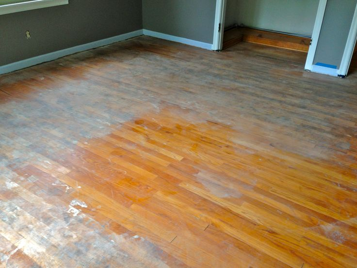 Two Different Types Of Hardwood Floors