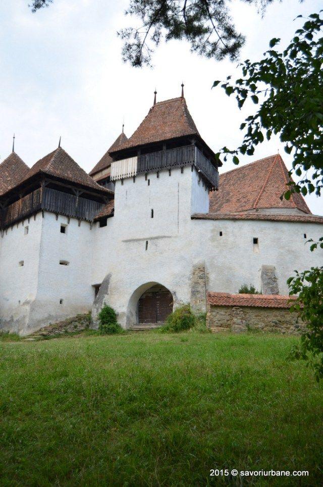 Viscri Brasov Biserica fortificata (5)