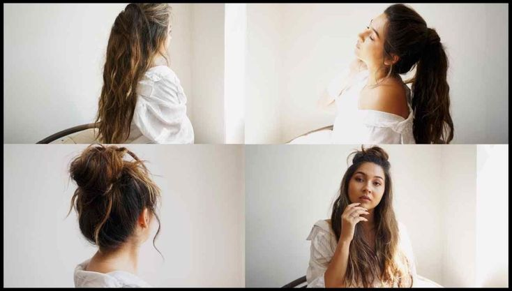 FIVE 5-MINUTE HAIRDRIVERS fast & easy for school, college, work … | Hairstyles Tutorials