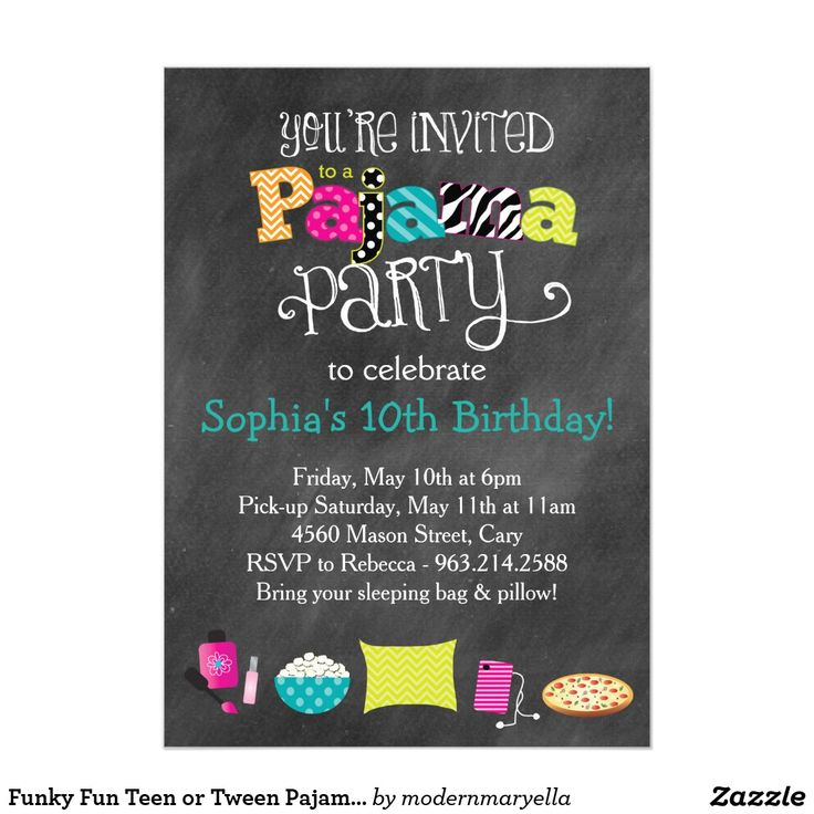 The 25+ best Sleepover party ideas for girls tween ideas on ...