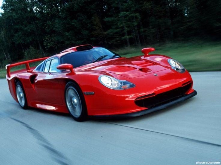 Awesome Porsche GT1! Cool Super Cars