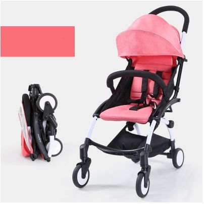 137.28$  Buy now - http://ali6rt.worldwells.pw/go.php?t=32740150278 - Good quality cheap price baby kinderwagens 3 in 1 baby wheelchair For Infant children push baby carriages stroller wandelwagen 137.28$