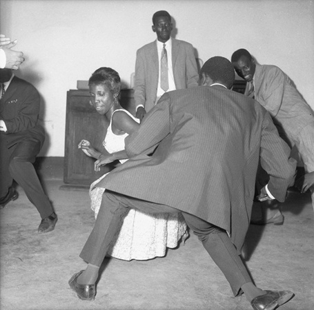 Malick Sidibé, Twist, 1965
