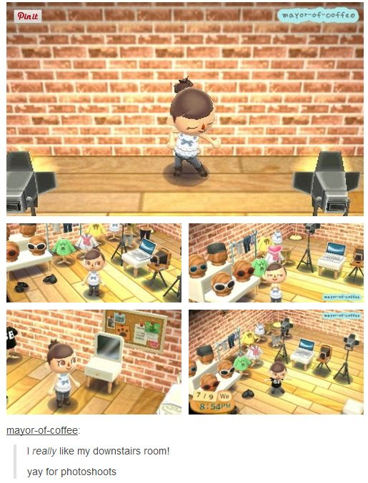 Rococo room animal crossing the image for Modern house acnl
