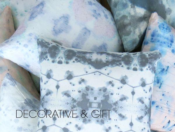 ESKAYEL: Gift Ideas, Pillows Textiles