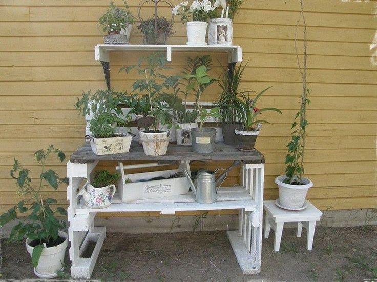 die 25 besten ideen zu pflanztisch auf pinterest terrassen ideen terassen und outdoor fotografie. Black Bedroom Furniture Sets. Home Design Ideas