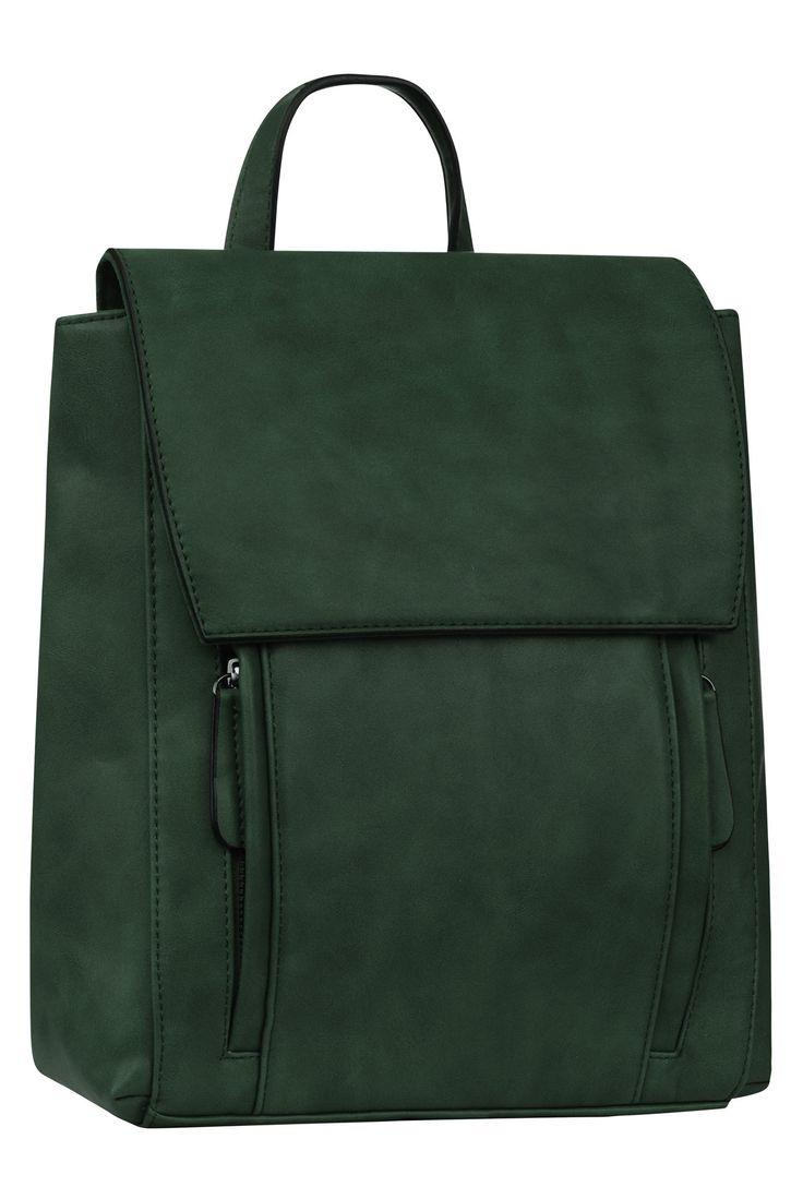 Недорогой женский рюкзак LEON на каждый день сумки оптом TRENDY BAGS. Бок