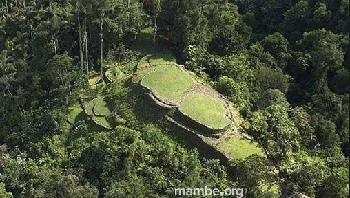 Visita Ciudad Perdida. #Viajes Descubre la Colombia profunda con Mambe.org!