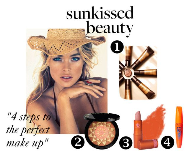 """""""Get the Look: Sunkissed Beauty Edition"""" by zaira-sessa ❤ liked on Polyvore featuring beauty, Guerlain, Rimmel, Shiseido, Lipstick Queen, GetTheLook and Beauty"""