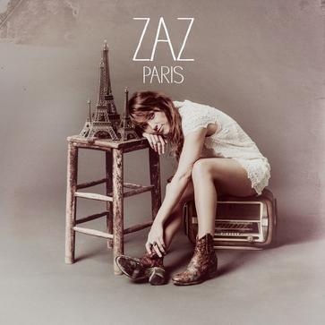 Zaz, Paris. #justbought
