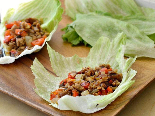 lechugas recetas de envoltura de lechuga wraps comida vegetariana recetas sanas y sencillas prdida de peso mejor