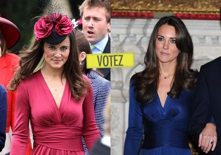 Deux sœurs, une robe : qui de Pippa ou Kate porte le mieux la robe Issa ?