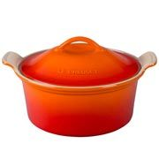 Giveaway: Le Creuset Signature Covered Casserole   Leite's Culinaria