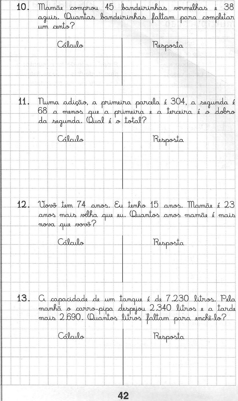 Blog da Escola Boa Vista: Matemática para 5º ano