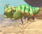 *HEIMLICH ~ It's A Bugs Life Characters, 1998