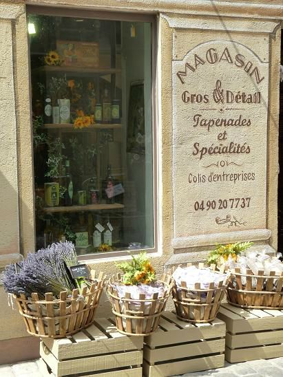 #shopping in provence...