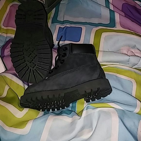 Timberland boots for toddlers Timberland boots for toddlers . size 8. In good condition only been worn once . also comes with box . Timberland Shoes Combat & Moto Boots
