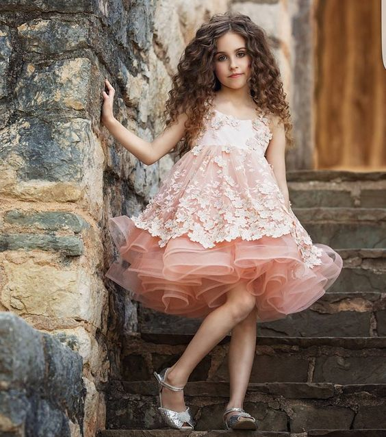 Glamorous Look Dresses for Girl Birthday Party – Designers Outfits Collection