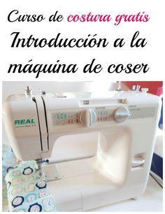 Colours for Baby, Patrones y Tutoriales de Costura : Curso de costura gratis. Introducción a la máquina de coser