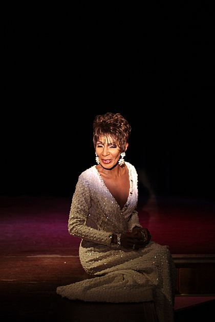 The Lady Chablis (born Benjamin Edward Knox March 11, 1957) is an American drag queen entertainer.