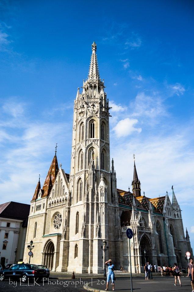 Mátyás-templom | Matthias-kerk, Boedapest, Hongarije