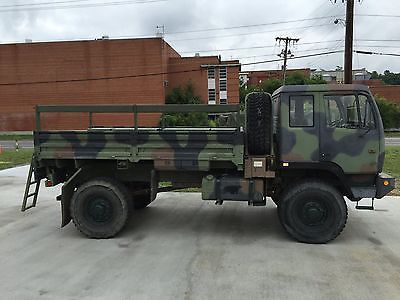 Monster Truck For Sale >> Military Vehicles For Sale » Blog Archive » Stewart & Stevenson M1078 LMTV 4X4 Cargo Truck For ...