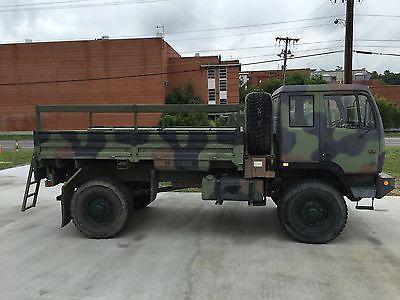 military vehicles for sale blog archive stewart stevenson m1078 lmtv 4x4 cargo truck for. Black Bedroom Furniture Sets. Home Design Ideas