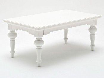 Obdélníkový kávový stolek mahagonový Halifax