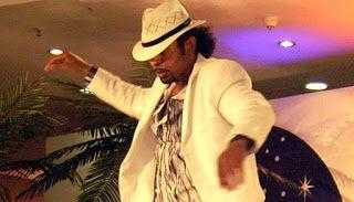ARTDANCE TANZSTUDIO: Samba no Pé Tanzworkshop in Berlin mit Ailton Silv...