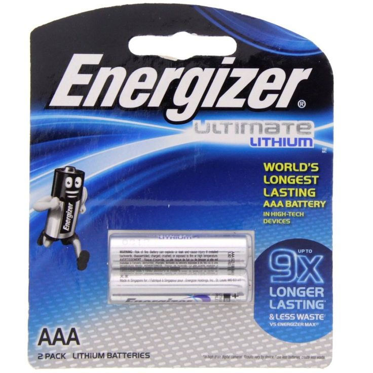 Buy Energizer Ultimate Lithium Aaa Battery L92bp2 Online In Uae Dubai Qatar Kuwait Oman For Best Price Shop On Lulu Energizer Aaa Batteries Grocery Online