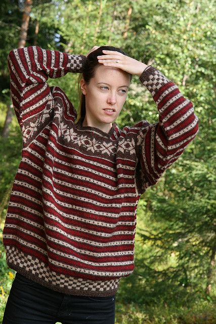 pullover from the 90's by beautiful victory, via Flickr