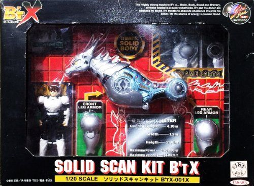 Beat X-solid scan kit BTX over 001X