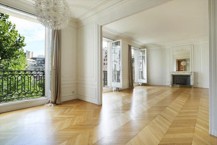 Rent Apartment - PARIS 16 - France - 7 rooms - 5 bedrooms - 242 m² (2 600 sq. ft.) - Daniel Féau