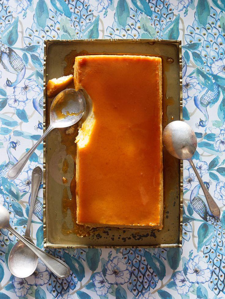 Philippines: Leche flan (Custard Cake)