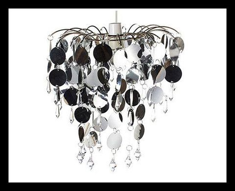 Silver Chic Chandelier
