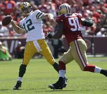 Rodgers - Packers vs. 49ers - JSOnline