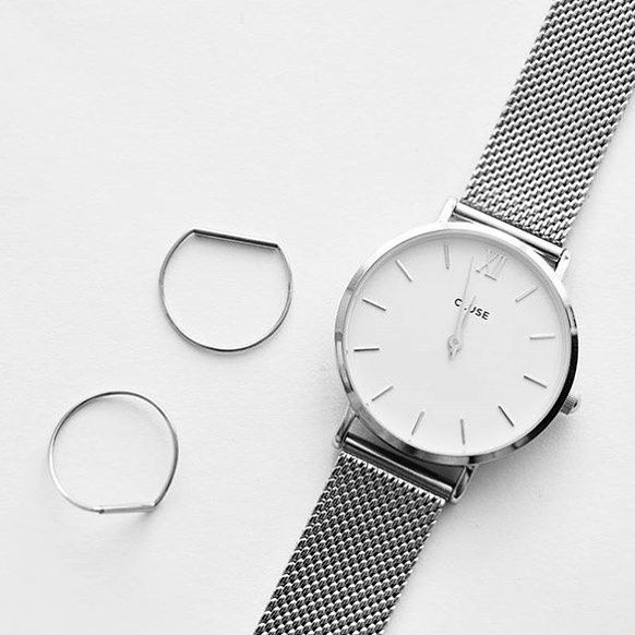 Have you already discovered our gorgeous Minuit collection? @clusewatches