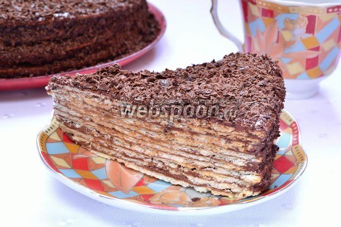 Фото Армянский торт «Микадо»