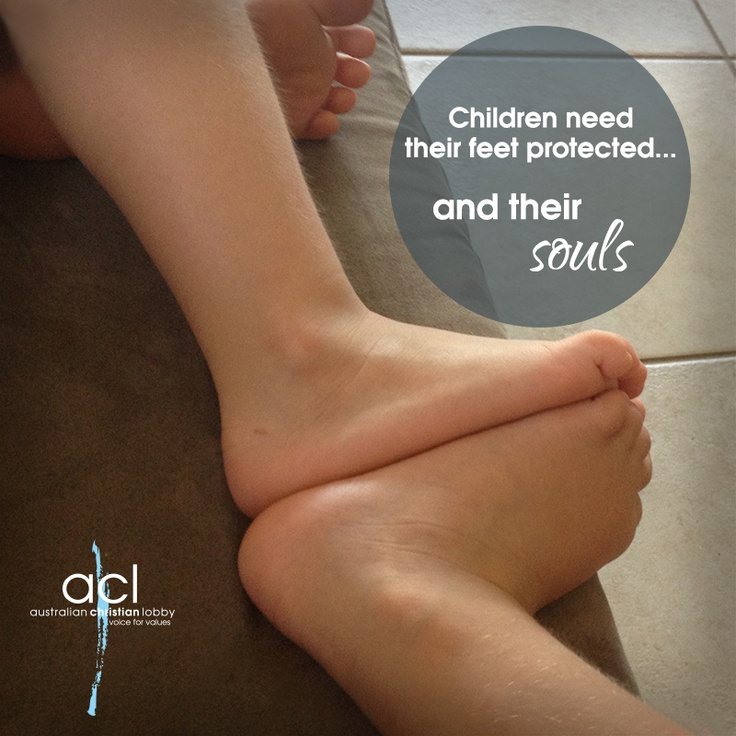 my grandchildren's precious feet. This is a statement about justice and truth.