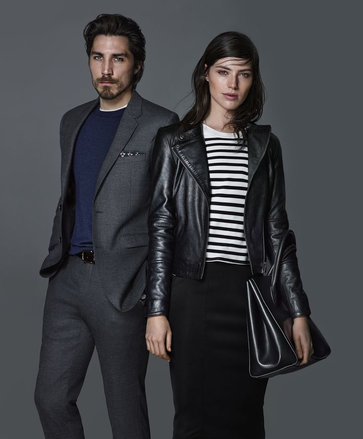 Hey Fall, Hey Winter. Welcome new style Nueva colección otoño Invierno 2015  New collection Autumn winter 2015. #FW15 #Cortefiel #menswear #womenswear   #OI15 #mujer #hombre