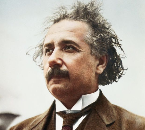Albert Einstein was born on March 14, which is also celebrated as Pi Day, honoring the ratio of the circumference of a circle to its diameter, otherwise known as the mathematical constant π.