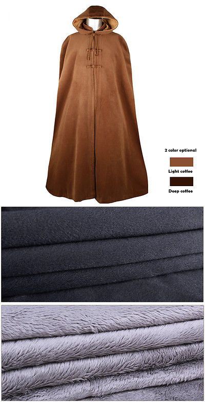 Robes 179773: Thickened Warm Buddhist Meditation Zen Monk Lay Cloak Long Robe Gown Clothing BUY IT NOW ONLY: $139.0