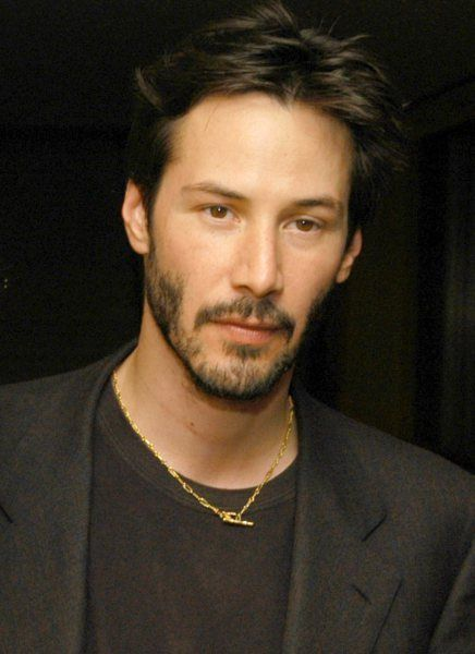 Keanu Reeves. (Photo: Patrick McMullan) Keanu Reeves to Give a Talk at the Foundation Beyeler About Gauguin for Some Reason...Yes, that was the headline.