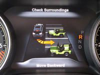 2014 Jeep Cherokee parking sensor