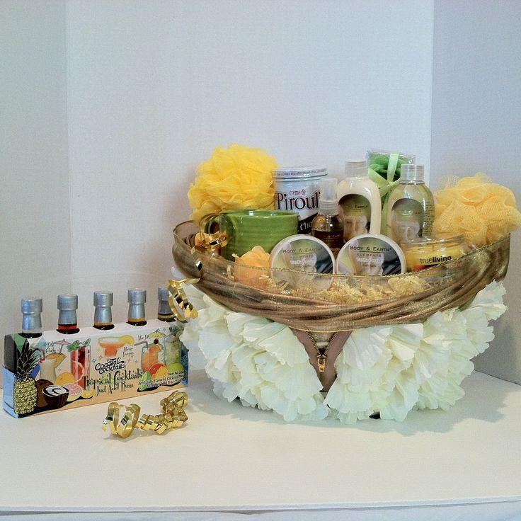 (Spa Gift Basket) http://www.bonanza.com/booths/pat21